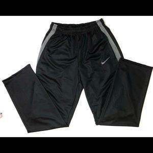 Nike Men's Dri-FIT Knit Training Pants Black BNWT